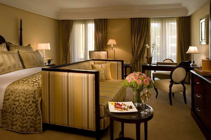 Even the standard rooms I had a look at, were amazing (Image Source: The Leading Hotels of the World / lhw.com)