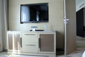 Large and modern televisions