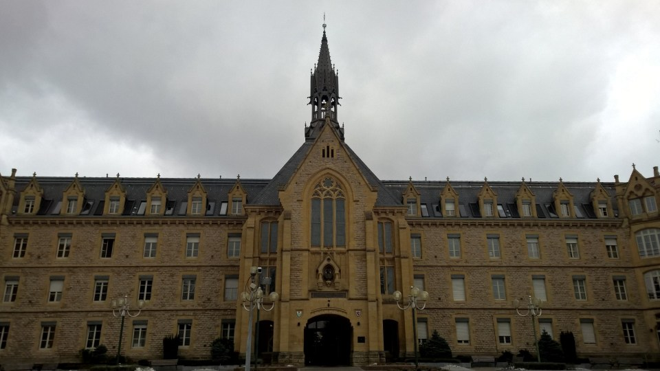 Impressive building