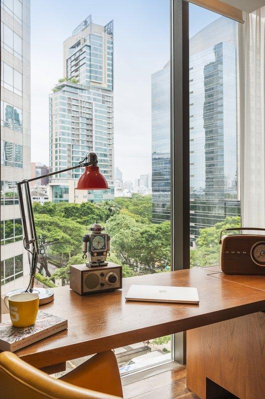 The Hotel Indigo Bangkok focuses on homely design (Image Source: Hotel Indigo Bangkok / ihg.com)