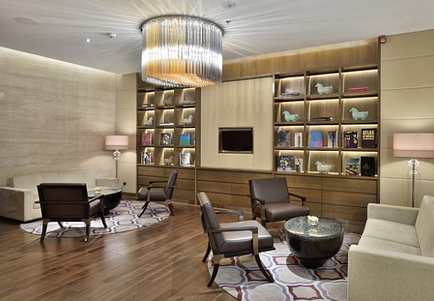 The perfect hotel for travelers who love modern luxury