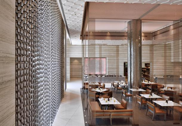 Casual all-day dining at the JW Café