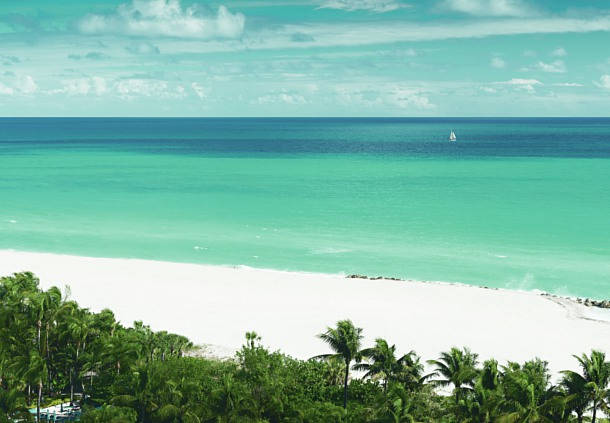 Views like this one are worth paying extra for (Image Source: The Miami Beach Edition / marriott.com)