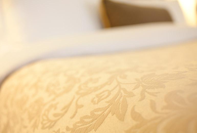 Room (Image Source: The Castle Hotel Dalian / starwoodhotels.com)