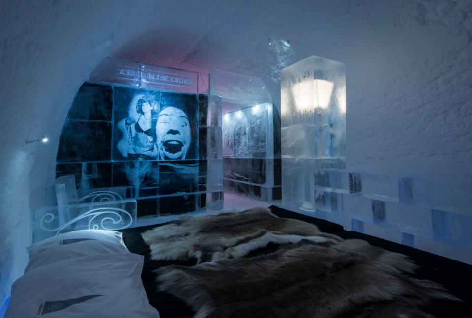 Art Suite (Image Source: Icehotel / icehotel.com)