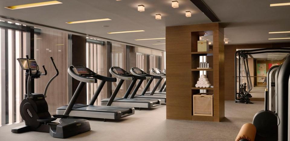 Gym (Image Source: Rosewood Beijing / rosewoodhotels.com)