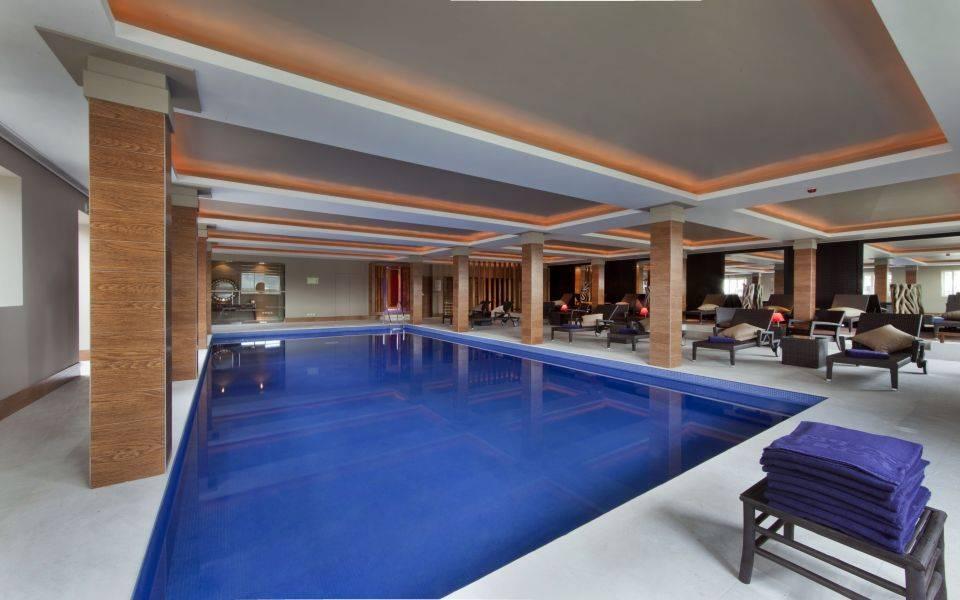 Indoor Pool (Image Source: Pousada do Porto / pousadas.pt)