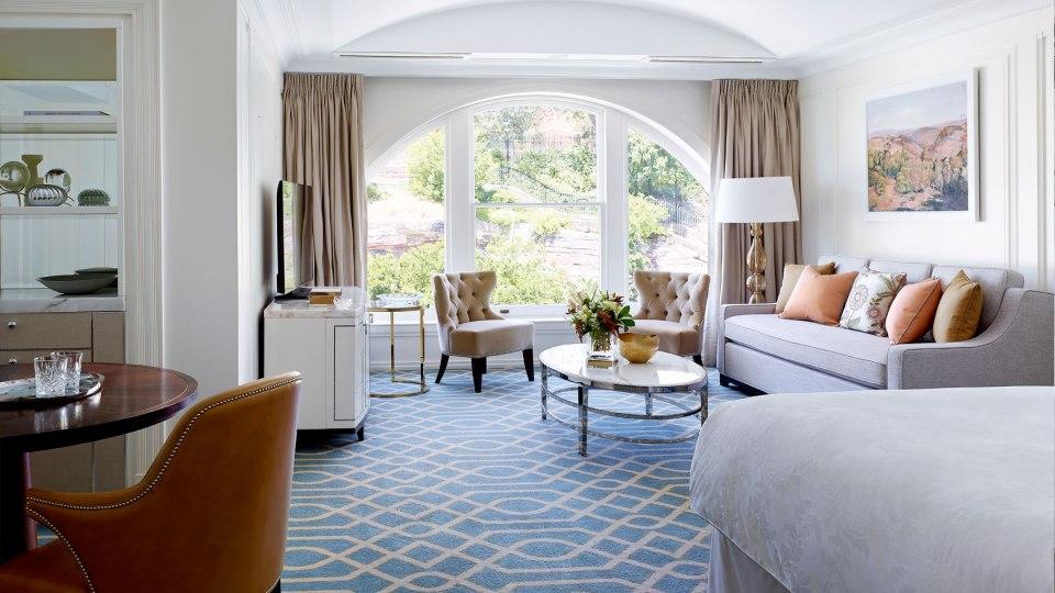 Junior Suite (Image Source: The Langham Sydney / langhamhotels.com)