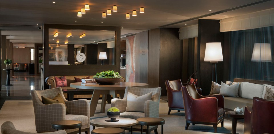 Manor Club (Image Source: Rosewood Beijing / rosewoodhotels.com)