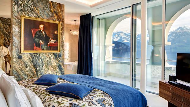Newton Residence (Image Source: Park Hotel Vitznau / parkhotel-vitznau.ch)