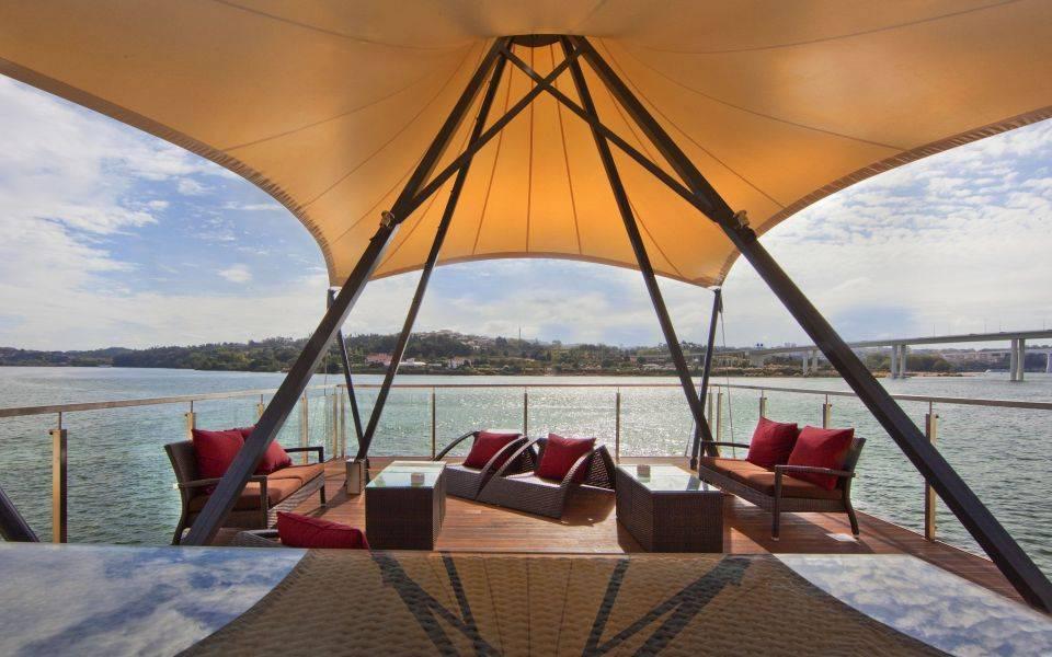 Relaxation Area (Image Source: Pousada do Porto / pousadas.pt)