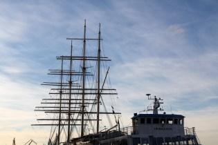 Lilla Bommen Gothenburg