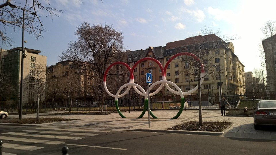 Will the Olympic Games take place in Budapest soon?