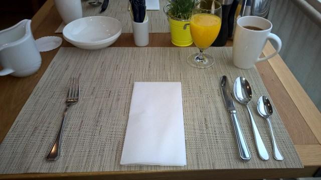 Hilton Vienna Danube Waterfront Breakfast