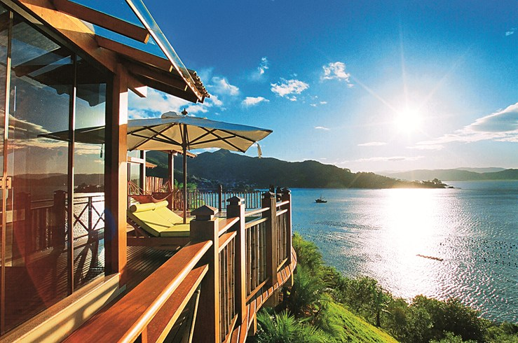 Ponta dos Ganchos Resort Rooms