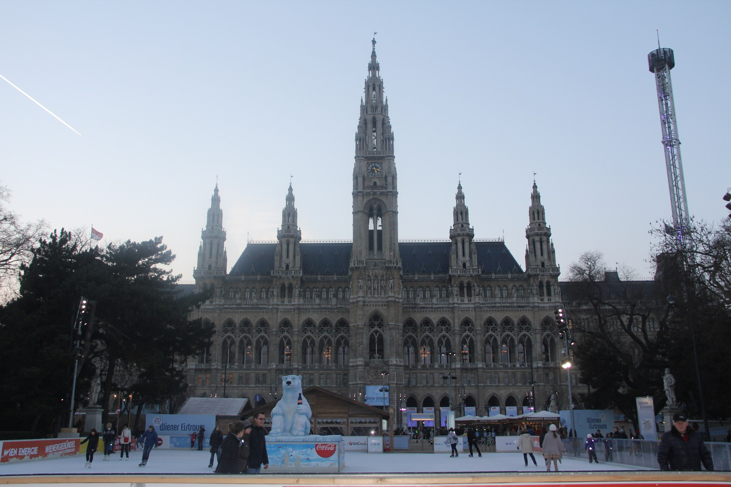City Hall of Vienna