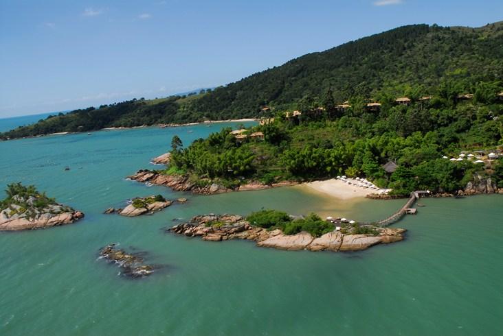 Ponta dos Ganchos Resort Exterior
