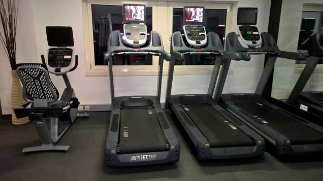 Hilton Vienna Danube Waterfront Gym