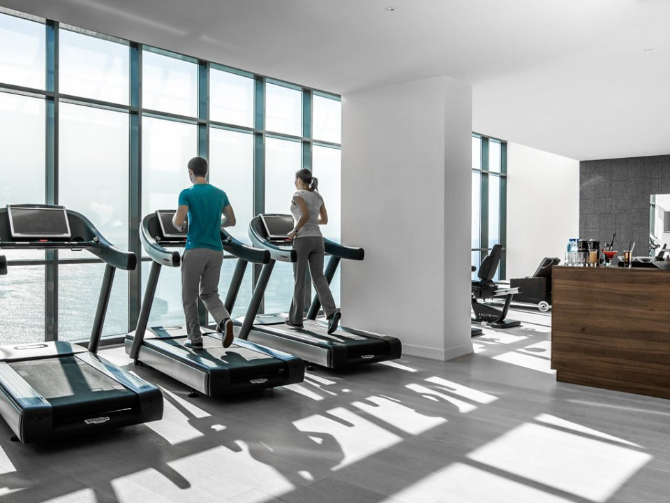 Gym (Image Source: Pullman Sochi / pullmanhotels.com)