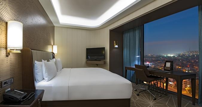 Hilton Istanbul Kozyatagi Room