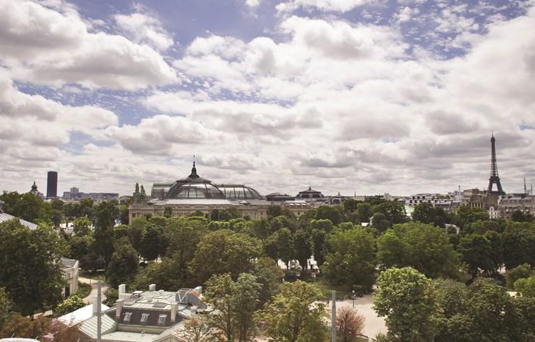 La Réserve Paris Location