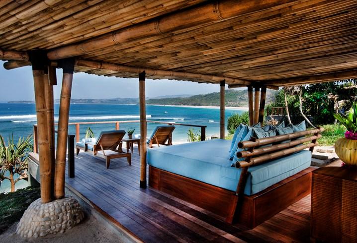 Marangga Cliff Side (Image Source: Nihiwatu / nihiwatu.com)