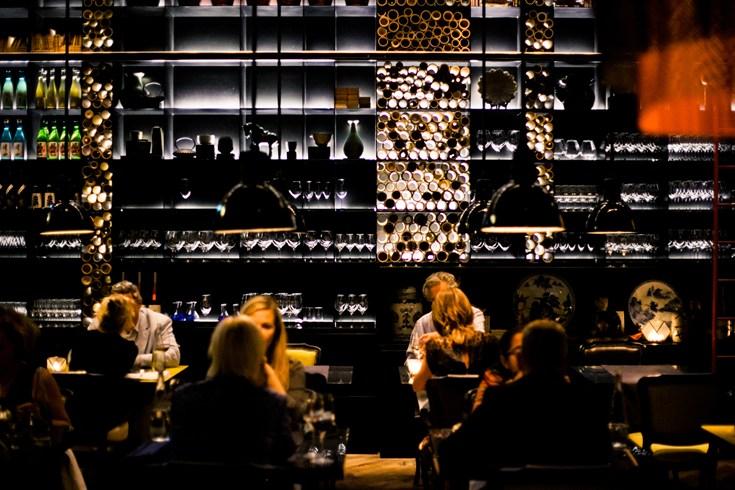 Conservatorium Hotel Amsterdam Restaurant