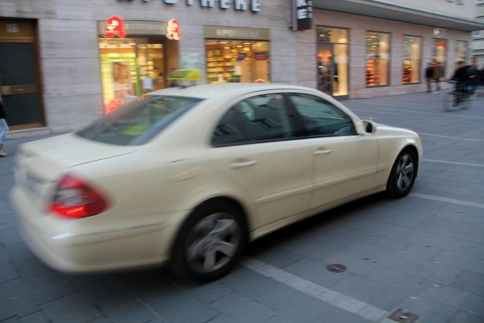 Transportation in Regensburg