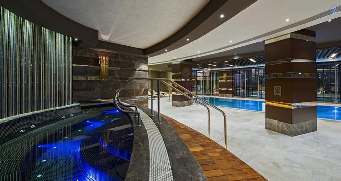 Hilton Istanbul Kozyatagi Spa
