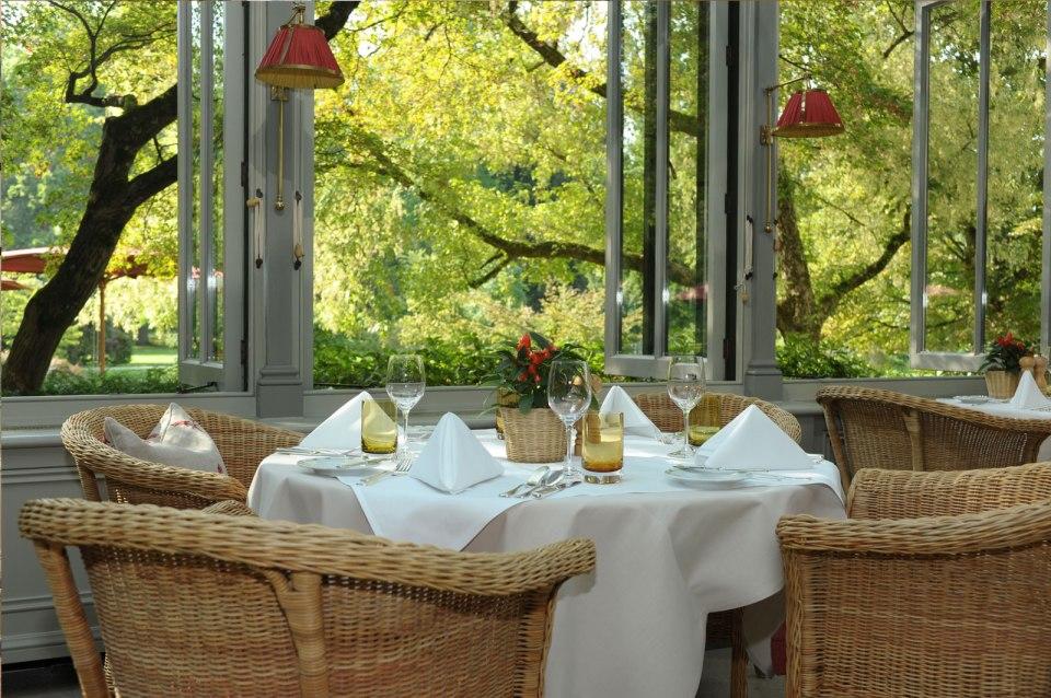 Brenners Park-Hotel Restaurant