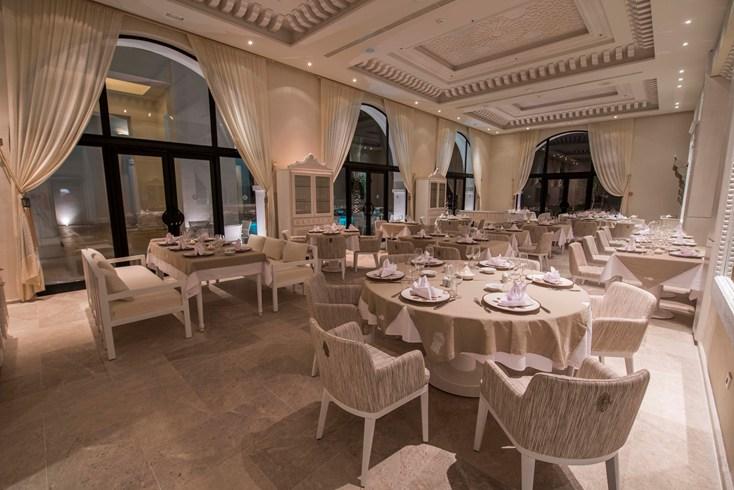 Adra Restaurant Legend Suite (Image Source: La Badira Hammamet / labadira.com)