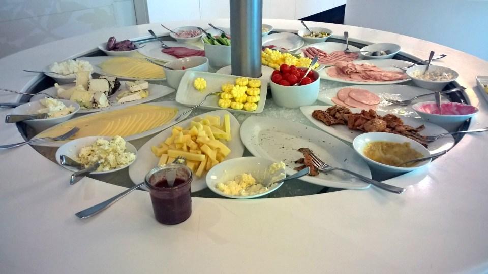 Breakfast Buffet Swissôtel Bremen