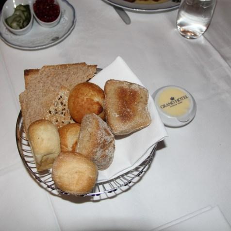 Grand Hotel Stockholm Dinner