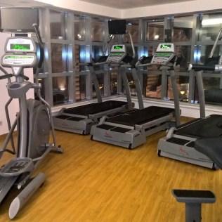 Kempinski Hotel Corvinus Budapest Gym