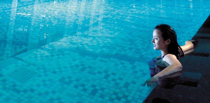 Shangri-La Tianjin Pool