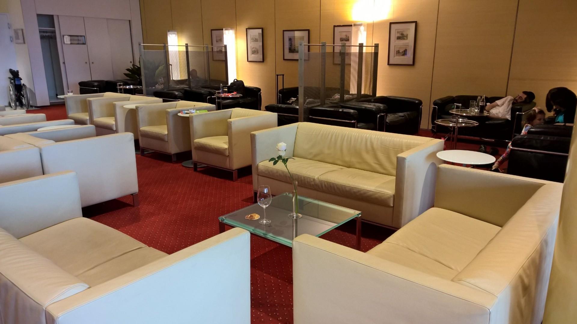 Seating area Atlantic Lounge Munich