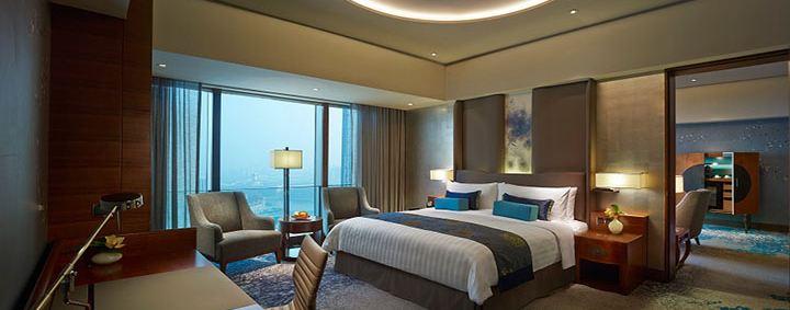 Shangri-La Tianjin Shangri-La Suite