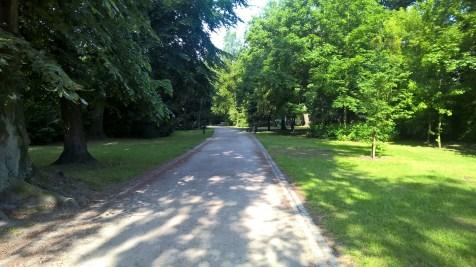 Running in Wroclaw