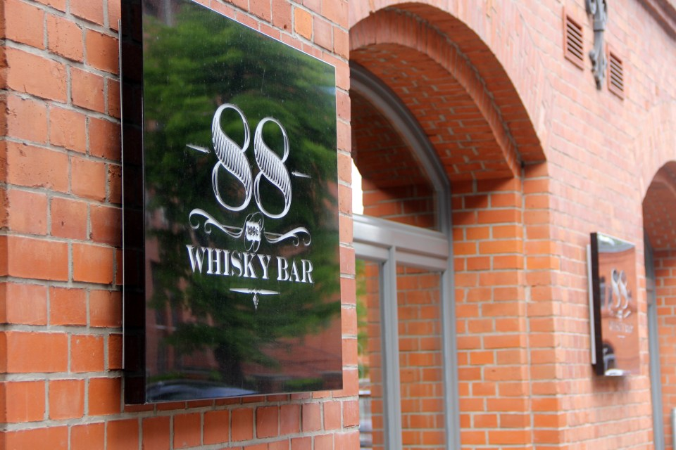 You may also enjoy other hotel facilities like 88 Whisky Bar