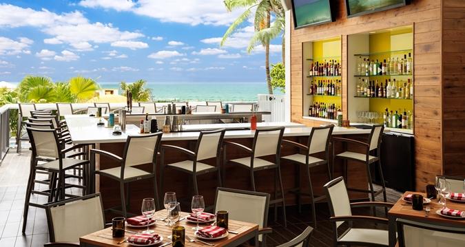 Hilton Cabana Miami Beach Allison Bar