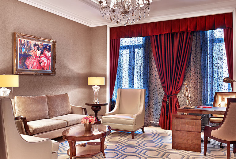 The St. Regis Moscow Astor Suite