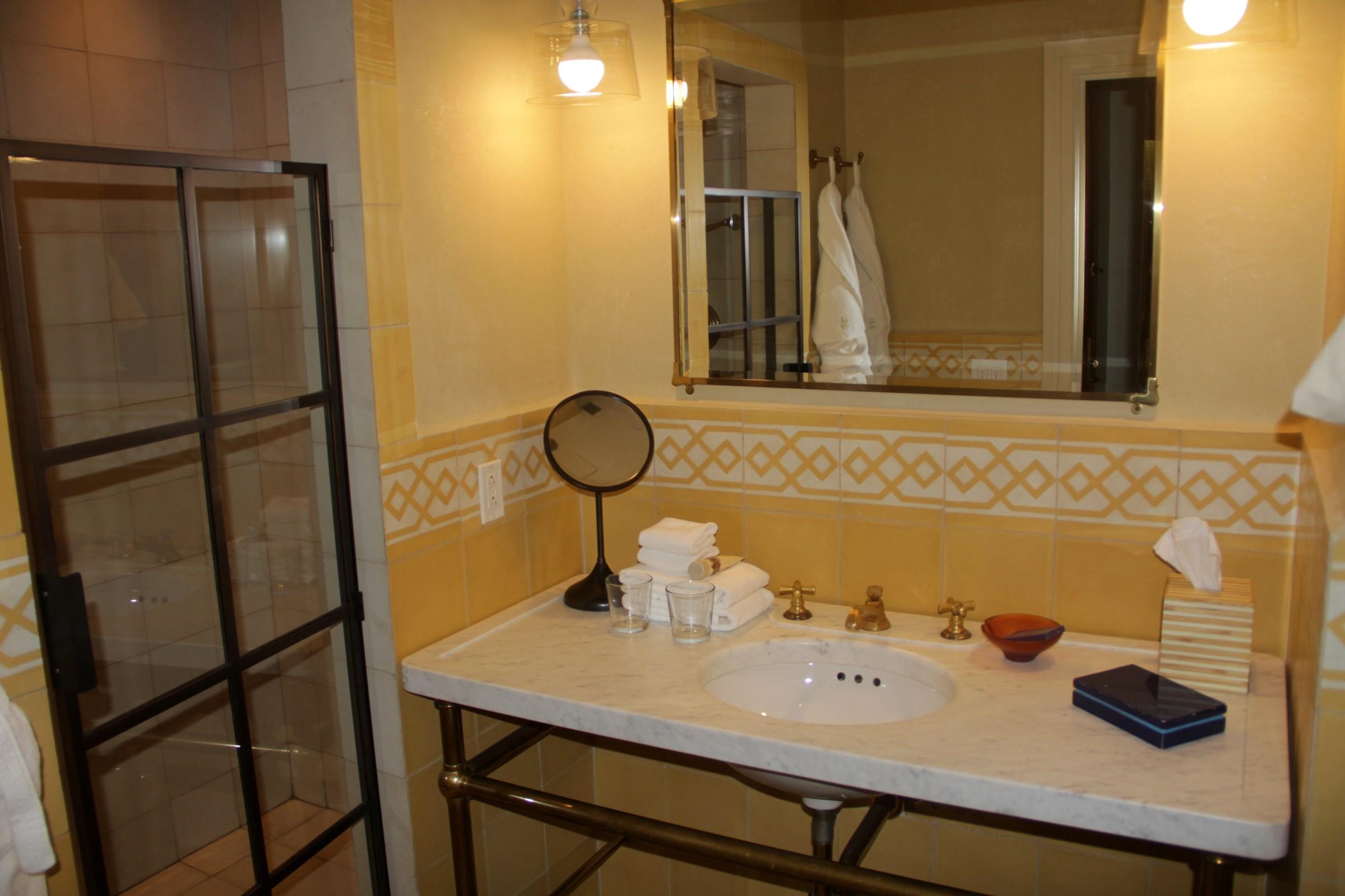 The Greenwich New York Bathroom
