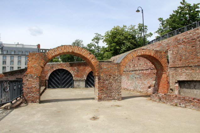 Bricklayer's Bastion Wroclaw