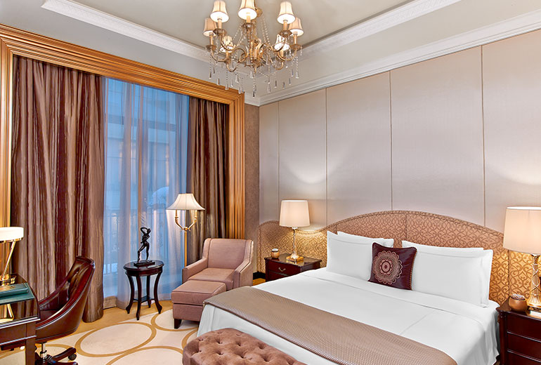 The St. Regis Moscow Deluxe Room