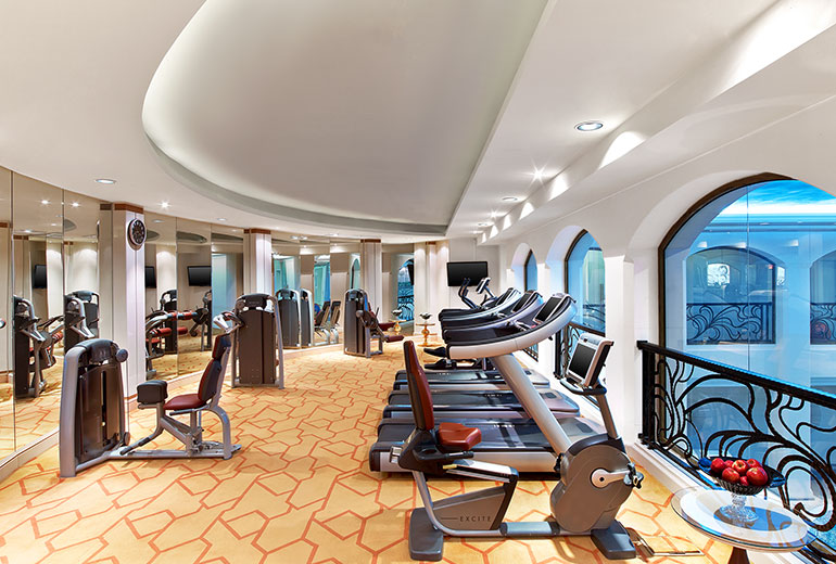 The St. Regis Moscow Gym