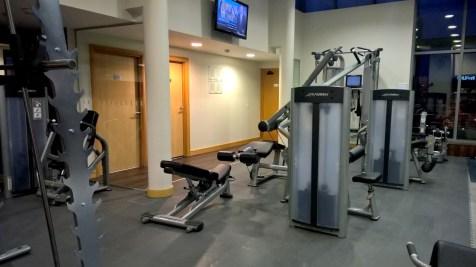 Hilton Budapest City Gym
