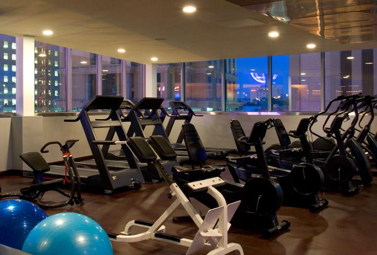 Le Méridien New Orleans Gym