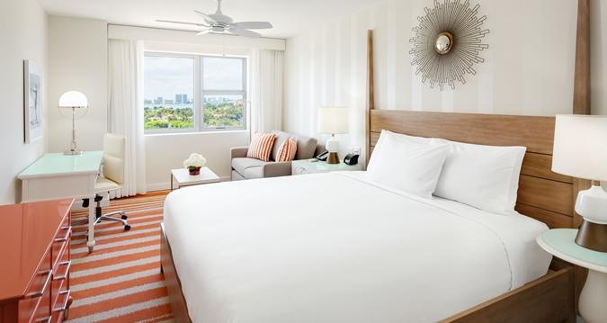 Hilton Cabana Miami Beach King Room