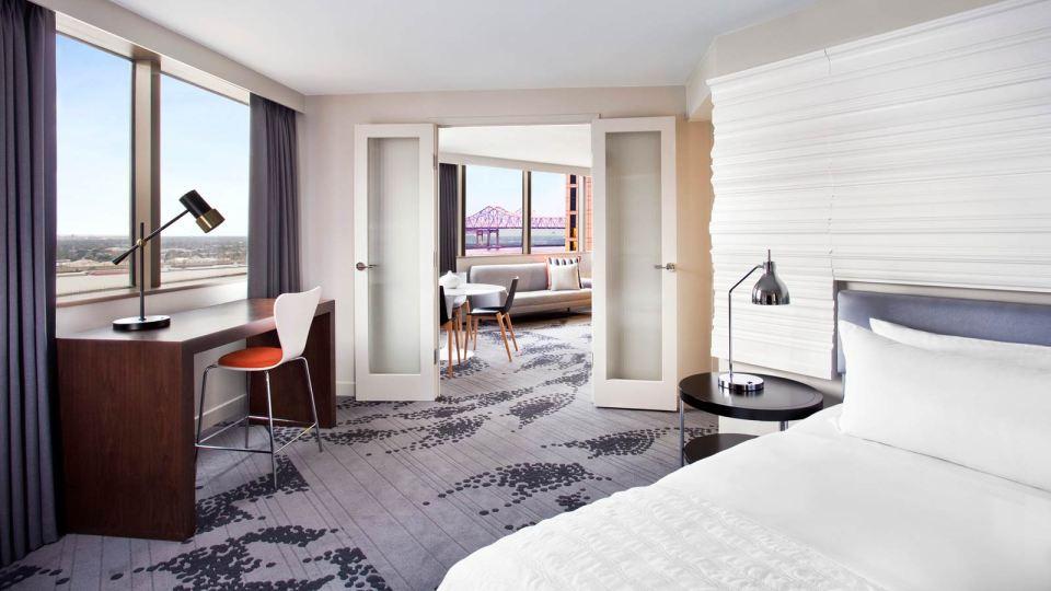 Le Méridien New Orleans Luxury Suite