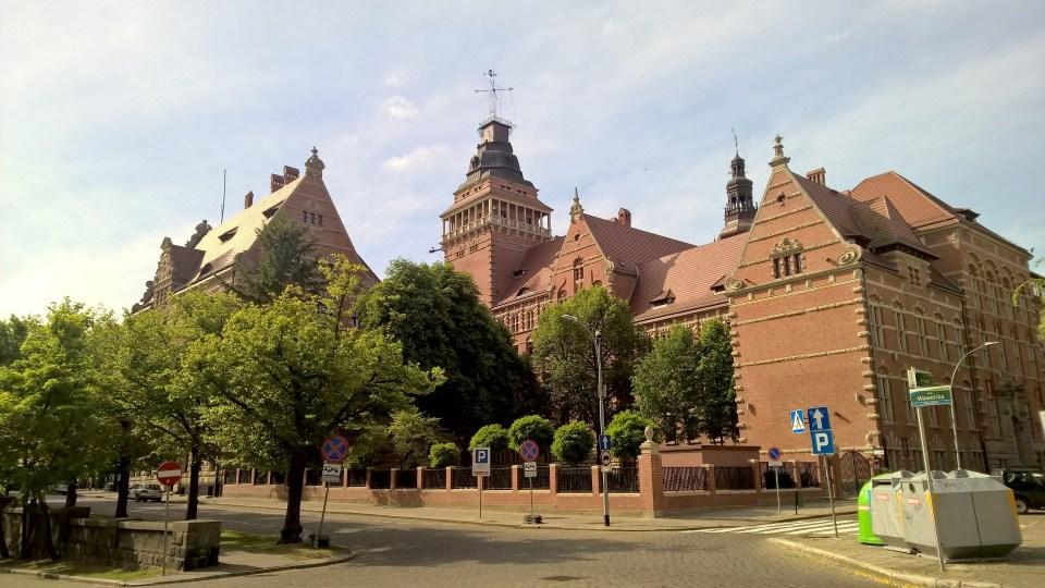 Old Town Szczecin